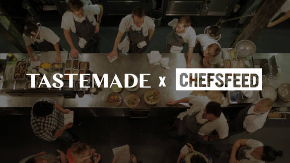 ChefsFeed Acquired by Tastemade