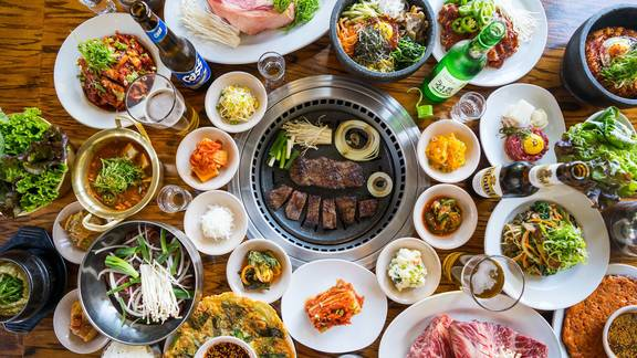 Best Seat In The House: San Soo Korean BBQ