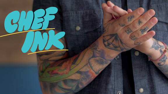 Artistry and Adventure: An Exploration of the Ties Between Cooks and Tattoo