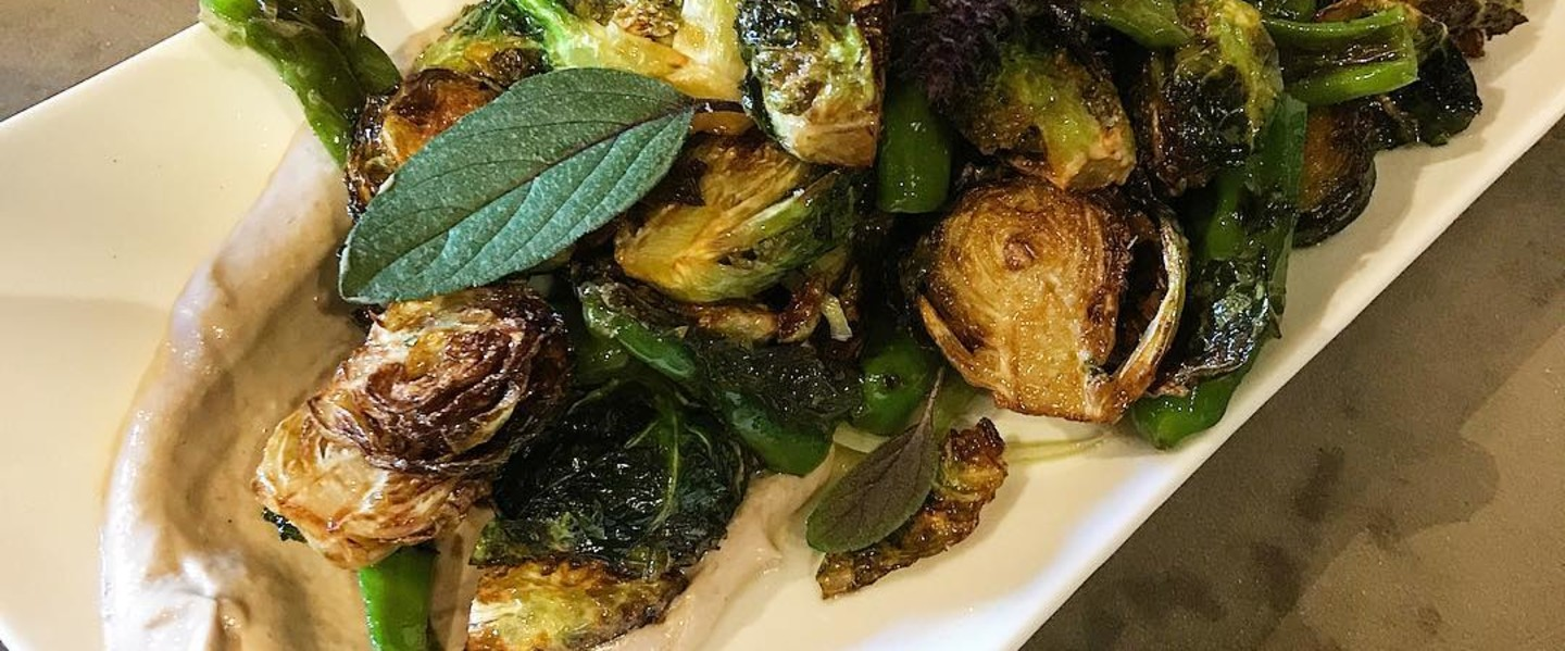 Seriously, Order the Brussels Sprouts