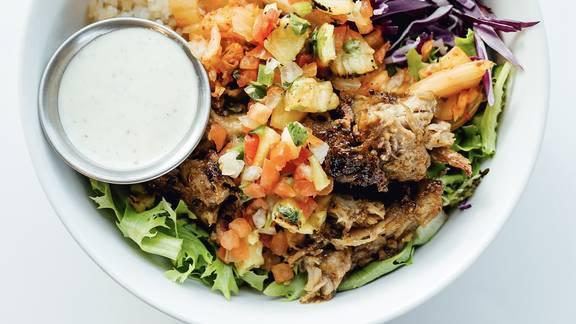 Truly Indulgent Salads